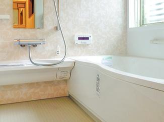バスルームリフォーム 防音・防犯対策で安心でき使い勝手のよい住まいへ