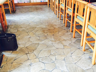 内装リフォーム 低コスト&短納期が嬉しい飲食店の床リフォーム