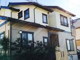 外壁・屋根リフォーム塗料の3度塗りで新築のようなツヤのある外壁に